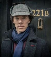 Benedict Cumberbatch as Sherlock Holmes. Image © BBC