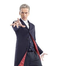 Peter Capaldi as the 12th Doctor. Image © BBC