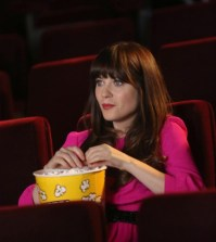 Pictured: Zooey Deschanel as Jess | Co.  Cr:  Patrick McElhenney/FOX