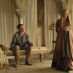 Nikolaj Coster-Waldau as Jaime Lannister, Lena Headey as Cersei Lannister_photo Neil Davidson_HBO