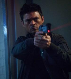 Karl Urban as Detective John  Kennex. Co. Cr: Liane Hentscher / FOX