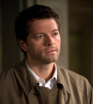 Pictured: Misha Collins as Castiel -- Credit: Diyah Pera/The CW