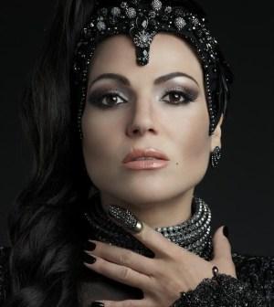 Lana Parrilla as Evil Queen/Regina. (ABC/Bob D'Amico)