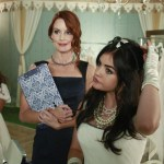LAURA LEIGHTON, LUCY HALE