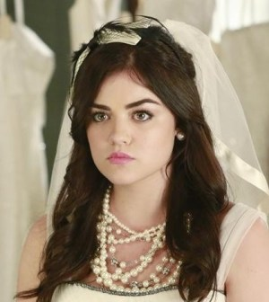 Pictured: Lucy Hale -- Photo by: ABC FAMILY/Ron Tom