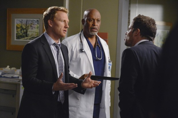 (ABC/Eric McCandless) KEVIN MCKIDD, JAMES PICKENS JR., JUSTIN CHAMBERS