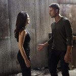 (ABC/Richard Cartwright) MADELEINE STOWE, JUSTIN HARTLEY