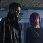 Det. John Kennex (Karl Urban, L) and Valerie (Minka Kelly, R) ). Co. Cr: Katie Yu / FOX