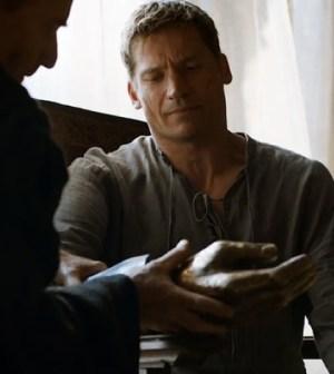 Nikolaj-Coster-Waldau as Jamie Lannister. Image © HBO