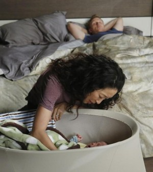 (ABC/Kelsey McNeal) SANDRA OH, KEVIN MCKIDD