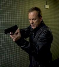 Kiefer Sutherland as Jack Bauer.  Co.  Cr:  Daniel Smith/FOX