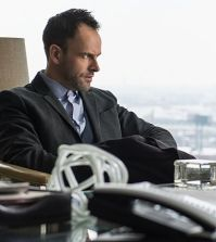 Jonny Lee Miller as Sherlock Holmes. Photo: Jeff Neumann/CBS