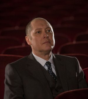 """Pictured: James Spader as Raymond """"Red"""" Reddington in NBC's The Blacklist- (Photo by: Eric Liebowitz/NBC)"""