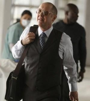 "Pictured: James Spader as Raymond ""Red"" Reddington -- Photo by: Craig Blankenhorn/NBC"
