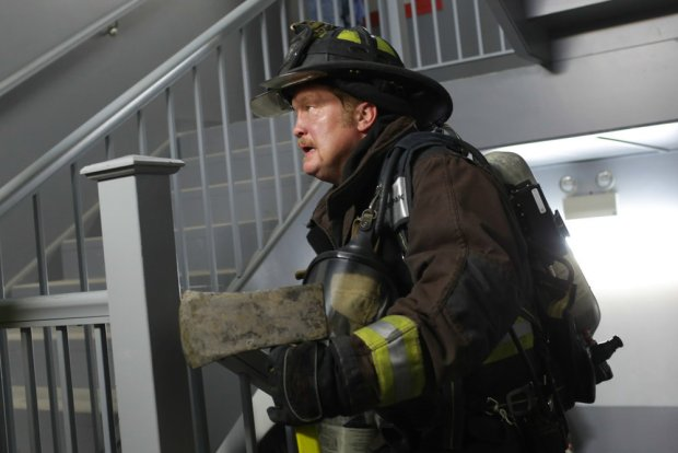 Pictured: Christian Stolte as Mouch -- (Photo by: Elizabeth Morris/NBC)
