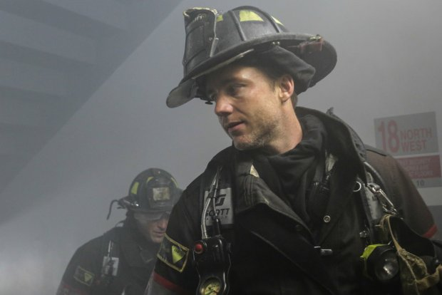 Pictured: Jeff Hephner as Clarke -- (Photo by: Elizabeth Morris/NBC)