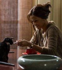 Pictured: Zoe Saldana as Rosemary -- (Photo by: Roger Do Minh/NBC)