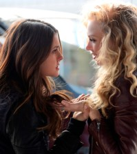 Pictured: Nina Dobrev as Elena and Penelope Mitchell as Liv -- Photo: Guy D'Alema/The CW