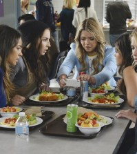 (ABC FAMILY/Eric McCandless) SHAY MITCHELL, TROIAN BELLISARIO, SASHA PIETERSE, LUCY HALE, ASHLEY BENSON