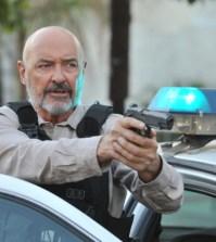 Terry O'Quinn as Chapel. Co. Cr: Richard Foreman/FOX