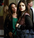 (ABC FAMILY/Ron Tom) HOLLY MARIE COMBS, LUCY HALE