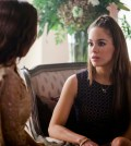 Pictured (l-r) Shivani Ghai as Arika, Roxanne McKee as Claire -- (Photo by: Ilze Kitshoff/Syfy)