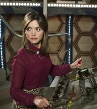 Picture Shows:  Clara (JENNA COLEMAN) - (C) BBC - Photographer: Ray Burmiston