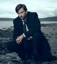 David Tennant as Detective Emmett Carver