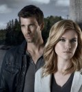 Pictured: (l-r) Lucas Bryant as Nathan Wuornos, Emily Rose as Audrey Parker -- (Photo by: Steven Wilkie/Syfy)