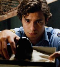 Pictured Alexander Koch as Junior Rennie Photo: CBS