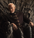 Charles Dance as Tywin Lannister. Image © HBO