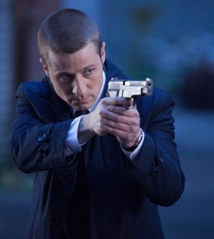 Ben McKenzie as Detective James Gordon in GOTHAM   Co. Cr: Jessica Miglio/FOX