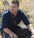 Pictured: Amell as Oliver Queen -- Photo: Diyah Pera/The CW