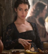Pictured: Adelaide Kane as Mary, Queen of Scotland and France -- Photo: Christos Kalohoridis/The CW