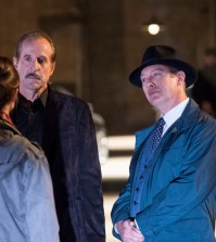 Pictured: (l-r) Peter Stormare as Berlin, James Spader as Red Reddington -- (Photo by: David Giesbrecht/NBC)