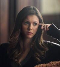 Pictured: Nina Dobrev as Elena -- Photo: Annette Brown/The CW
