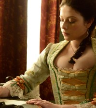 Michelle Trachtenberg guest-stars as Abigail Adams. Co. CR: Brownie Harris/FOX