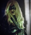 Pictured: Katie Cassidy as Black Canary -- Photo: Cate Cameron/The CW