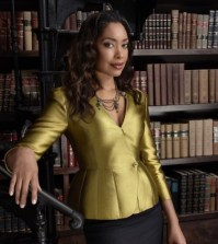 Pictured: Gina Torres as Jessica Pearson -- Photo by: Nigel Parry/USA Network