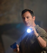 Pictured: Jason Isaacs as Peter -- (Photo by: Ronen Akerman/USA Network)