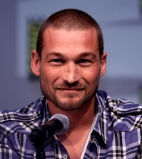 Spartacus star Andy Whitfield