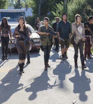 The Walking Dead. Photo by Gene Page. Image © AMC