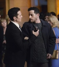 (ABC/David Moir) SEAMUS DEVER, MICHAEL BLUM