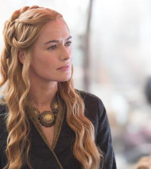 Pictured: Lena Headey as Cersei Lannister Photographer: Macall B. Polay/courtesy HBO