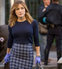 Pictured: Sasha Alexander as Maura Isles. Photo: Doug Hyun/TNT
