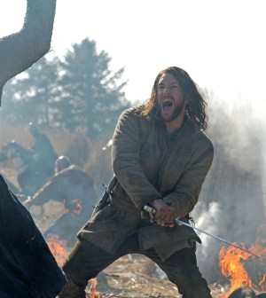The Bastard Executioner -- Lee Jones as Wilkin Brattle.  Cr: Ollie Upton/FX