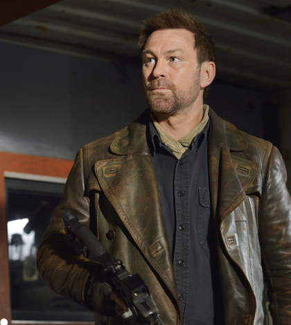 Pictured: Grant Bowler as Joshua Nolan -- (Photo by: Ben Mark Holzberg/Syfy)