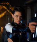"""DARK MATTER -- """"Episode Seven"""" Episode 107 -- Pictured: Ruby Rose as Wendy -- (Photo by: Russ Martin/Prodigy Pictures/Syfy)"""