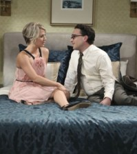 Penny and Leonard have a serious talk in the Season 9 Premiere of The Big Bang Theory | © CBS