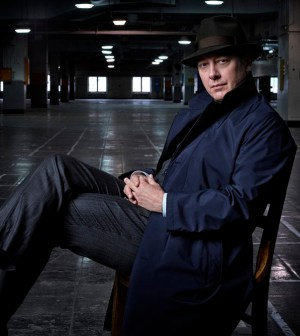 THE BLACKLIST -- Season: 3 -- Pictured: James Spader as Raymond 'Red' Reddington -- (Photo by: Sandro/NBC)